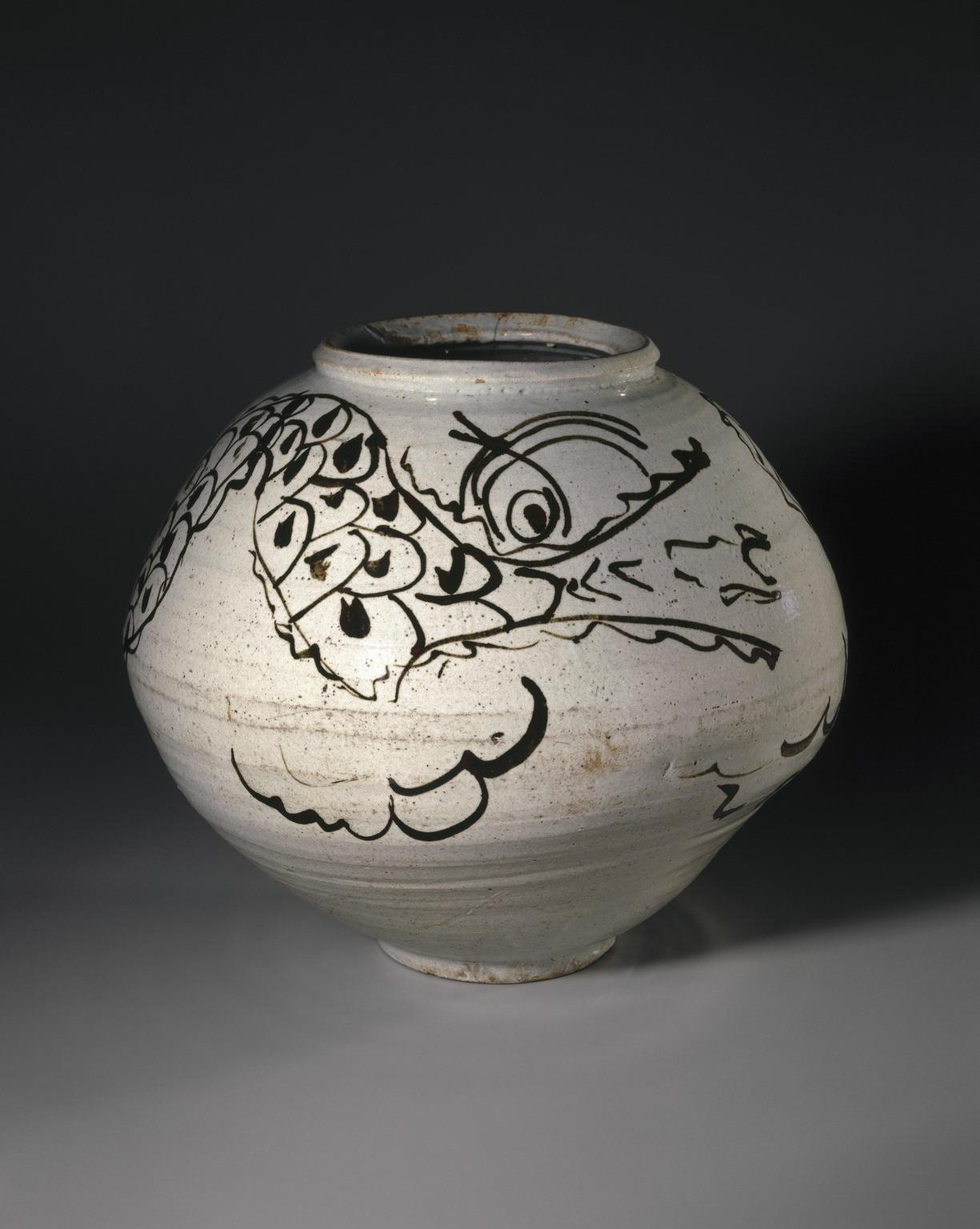Art With Clay Vase Idea Dragon