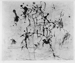 Michael Tetherow (American, 1942-2007). <em>Intaglio Suite</em>, 1990. Intaglio, sheet: 22 x 30 in. (55.9 x 76.2 cm). Brooklyn Museum, Alfred T. White Fund, 1991.19.2. © artist or artist's estate (Photo: Brooklyn Museum, 1991.19.2_SL3.jpg)