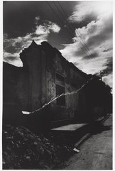 Marius Lauritzen Bern (Brazilian, 1930-2006). <em>Untitled</em>, 1992. Gelatin silver photograph, image: 13 x 8 1/2 in. (33 x 21.6 cm). Brooklyn Museum, Purchased with funds given by the Horace W. Goldsmith Foundation and Karen B. Cohen, 1998.65.1. © artist or artist's estate (Photo: Brooklyn Museum, 1998.65.1_PS9.jpg)