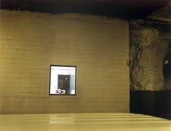 Darin Mickey (American, born 1974). <em>Kansas City (Underground Vaults and Storage)</em>, November 2000. Chromogenic photograph, Sheet: 20 x 24 in. (50.8 x 61 cm). Brooklyn Museum, Gift of Darin Mickey, 2003.42.2. © artist or artist's estate (Photo: Brooklyn Museum, 2003.42.2.jpg)