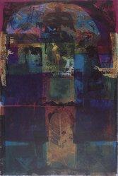 Luiz Guimaraes Monforte (Brazilian, born 1949). <em>[Untitled] (Leaf)</em>, 2000. Digital print, 19 11/16 x 24 1/2 in. (50 x 62.2 cm). Brooklyn Museum, Gift of the artist, 2004.68.15. © artist or artist's estate (Photo: Brooklyn Museum, 2004.68.15.jpg)