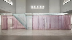 Do Ho Suh (Korean, born 1962). <em>The Perfect Home II</em>, 2003. Translucent nylon, 110 × 240 × 516 in. (279.4 × 609.6 × 1310.6 cm). Brooklyn Museum, Gift of Lawrence B. Benenson, 2017.46. © artist or artist's estate (Photo: Brooklyn Museum (Photo: Jonathan Dorado), 2017.46_DIG_E_2018_One_Do_Ho_Suh_01_PS11.jpg)