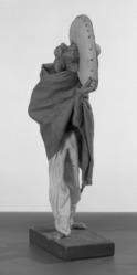 Luis Hidalgo (Mexican, born 1901). <em>Figure of Jarabe</em>, 20th century. Wax Brooklyn Museum, Gift of the artist, 27.653. © artist or artist's estate (Photo: Brooklyn Museum, 27.653_acetate_bw.jpg)