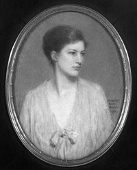 Portrait of Mrs. William Morley