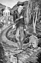 Fred Gardner (American, 1880-1952). <em>Ben Bolt</em>, 1941. Oil on canvas, 33 x 24 in. (83.8 x 61 cm). Brooklyn Museum, Gift of the Alexander Shilling Foundation, 44.198. © artist or artist's estate (Photo: Brooklyn Museum, 44.198_bw.jpg)