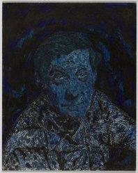 Ladislas Segy (American, born 1904). <em>Portrait of Abraham Walkowitz</em>, ca. 1944. Oil on academy board, 19 7/8 x 16 in. (50.5 x 40.6 cm). Brooklyn Museum, Gift of the artist, 44.70. © artist or artist's estate (Photo: Brooklyn Museum, 44.70_PS1.jpg)