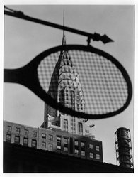 Irving Berman (American). <em>Chrysler Building</em>. Photograph Brooklyn Museum, Gift of the artist, 53.156.2 (Photo: Brooklyn Museum, 53.156.2_bw.jpg)
