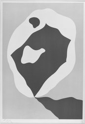 Hans Jean Arp (French, 1887-1966). <em>Composition</em>. Lithograph Brooklyn Museum, Caroline A.L. Pratt Fund, 59.15.1. © artist or artist's estate (Photo: Brooklyn Museum, 59.15.1_acetate_bw.jpg)