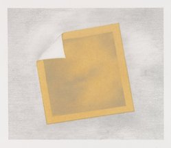 Joe Goode (American, born 1937). <em>Untitled</em>, 1971. Lithograph (photo-offset), Image: 5 7/8 x 6 7/8 in. (14.9 x 17.5 cm). Brooklyn Museum, Anonymous gift in memory of Cyril Peters, 73.161.1. © artist or artist's estate (Photo: Brooklyn Museum, 73.161.1_PS4.jpg)