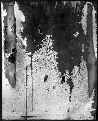 Marit Guiness Aschan (British, 1919-2004). <em>Persian Melody</em>, 1971. Enamel on copper plate Brooklyn Museum, Gift of Mr. and Mrs. Richard Shields, 74.39. © artist or artist's estate (Photo: Brooklyn Museum, 74.39_bw.jpg)