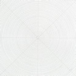 Sol LeWitt (American, 1928-2007). <em>[Untitled]</em>, 1973. Color serigraph, Sheet: 8 15/16 x 8 7/8 in. (22.7 x 22.5 cm). Brooklyn Museum, Gift of Theodore Kheel, 76.205.14. © artist or artist's estate (Photo: Brooklyn Museum, 76.205.14_PS2.jpg)