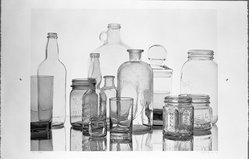 Arita Akira (Japanese, born 1947). <em>Untitled (pens in bowl plus cup)</em>, 1974. Graphite, sheet: 29 1/16 x 23 in. (73.8 x 58.4 cm). Brooklyn Museum, Designated Purchase Fund, 77.230.2. © artist or artist's estate (Photo: Brooklyn Museum, 77.230.2_bw.jpg)