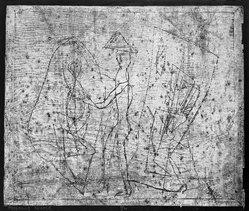 Anne Ryan (American, 1889-1954). <em>Personal World</em>, 1946. Woodcut on paper, sheet: 15 7/8 x 22 7/8 in. (40.3 x 58.1 cm). Brooklyn Museum, Anonymous gift, 78.15.4. © artist or artist's estate (Photo: Brooklyn Museum, 78.15.4_bw.jpg)