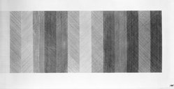 Sol LeWitt (American, 1928-2007). <em>Horizontal Composite (Color)</em>, 1970. Screenprint on paper, sheet: 17 15/16 x 39 15/16 in. (45.5 x 101.4 cm). Brooklyn Museum, Gift of the Storm King Art Center, 78.162.21. © artist or artist's estate (Photo: Brooklyn Museum, 78.162.21_bw.jpg)