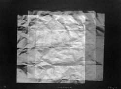 Freddie Fong (American, born China, 1952). <em>Candy Wrappers IV</em>, 1977. Lithograph, Sheet: 20 1/8 x 26 15/16 in. (51.1 x 68.5 cm). Brooklyn Museum, Gift of ADI Gallery, 79.37.6. © artist or artist's estate (Photo: Brooklyn Museum, 79.37.6_bw.jpg)