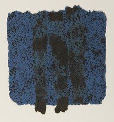 Taj Diffenbaugh Worley (American, 1947-1987). <em>Untitled</em>, 1979. Monoprint (etching) on paper, sheet: 12 3/4 x 12 in. (32.4 x 30.5 cm). Brooklyn Museum, Designated Purchase Fund, 80.149.6. © artist or artist's estate (Photo: Brooklyn Museum, 80.149.6_PS2.jpg)