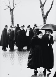 Mario Giacomelli (Italian, 1925-2000). <em>[Untitled]</em>, n.d. Gelatin silver photograph, sheet: 15 5/8 x 11 1/2 in. (39.7 x 29.2 cm). Brooklyn Museum, Gift of Dr. Daryoush Houshmand, 80.216.13. © artist or artist's estate (Photo: Brooklyn Museum, 80.216.13_PS1.jpg)