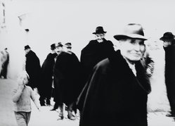 Mario Giacomelli (Italian, 1925-2000). <em>[Untitled]</em>, n.d. Gelatin silver photograph, sheet: 11 5/16 x 15 5/8 in. (28.7 x 39.7 cm). Brooklyn Museum, Gift of Dr. Daryoush Houshmand, 80.216.16. © artist or artist's estate (Photo: Brooklyn Museum, 80.216.16_PS1.jpg)