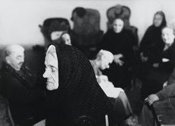 Mario Giacomelli (Italian, 1925-2000). <em>[Untitled]</em>, 1958. Gelatin silver photograph, sheet: 11 1/4 x 15 9/16 in. (28.6 x 39.5 cm). Brooklyn Museum, Gift of Dr. Daryoush Houshmand, 80.216.22. © artist or artist's estate (Photo: Brooklyn Museum, 80.216.22_PS1.jpg)