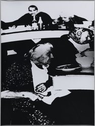 Mario Giacomelli (Italian, 1925-2000). <em>[Untitled]</em>, 1962. Gelatin silver photograph, sheet: 15 3/8 x 11 9/16 in. (39.1 x 29.4 cm). Brooklyn Museum, Gift of Dr. Daryoush Houshmand, 80.216.23. © artist or artist's estate (Photo: Brooklyn Museum, 80.216.23_PS1.jpg)