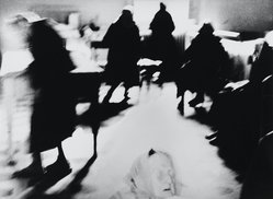 Mario Giacomelli (Italian, 1925-2000). <em>[Untitled]</em>, 1962. Gelatin silver photograph, sheet: 11 3/8 x 15 1/2 in. (28.9 x 39.4 cm). Brooklyn Museum, Gift of Dr. Daryoush Houshmand, 80.216.24. © artist or artist's estate (Photo: Brooklyn Museum, 80.216.24_PS1.jpg)