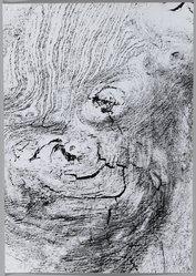 Mario Giacomelli (Italian, 1925-2000). <em>[Untitled]</em>, n.d. Gelatin silver photograph, sheet: 14 15/16 x 10 1/2 in. (37.9 x 26.7 cm). Brooklyn Museum, Gift of Dr. Daryoush Houshmand, 80.216.40. © artist or artist's estate (Photo: Brooklyn Museum, 80.216.40_PS1.jpg)