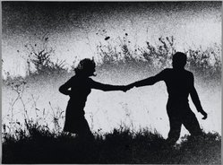 Mario Giacomelli (Italian, 1925-2000). <em>[Untitled]</em>, n.d. Gelatin silver photograph, sheet: 11 9/16 x 15 1/2 in. (29.4 x 39.4 cm). Brooklyn Museum, Gift of Dr. Daryoush Houshmand, 80.216.47. © artist or artist's estate (Photo: Brooklyn Museum, 80.216.47_PS1.jpg)