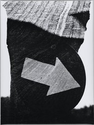 Mario Giacomelli (Italian, 1925-2000). <em>[Untitled]</em>, 1978. Gelatin silver photograph, sheet: 15 3/8 x 11 5/8 in. (39.1 x 29.5 cm). Brooklyn Museum, Gift of Dr. Daryoush Houshmand, 80.216.4. © artist or artist's estate (Photo: Brooklyn Museum, 80.216.4_PS1.jpg)