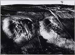 Mario Giacomelli (Italian, 1925-2000). <em>[Untitled]</em>. Gelatin silver photograph, sheet: 11 5/16 x 15 1/2 in. (28.7 x 39.4 cm). Brooklyn Museum, Gift of Dr. Daryoush Houshmand, 80.216.8. © artist or artist's estate (Photo: Brooklyn Museum, 80.216.8_PS1.jpg)