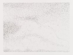 David Kremgold (American, born 1944). <em>The Figure in Landscape</em>, 1984. Lithograph on white wove paper, Sheet: 12 1/2 x 14 5/16 in. (31.7 x 36.3 cm). Brooklyn Museum, Gift of Ronald T. Kraver, 84.228.6. © artist or artist's estate (Photo: Brooklyn Museum, 84.228.6_PS4.jpg)
