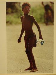 Susan C. Ragan (American, born 1947). <em>Neco - San Pedro de Macoris</em>, 1990. Color coupler print, sheet: 14 × 11 in. (35.6 × 27.9 cm). Brooklyn Museum, Gift of the artist, 1992.256.2. © artist or artist's estate (Photo: Brooklyn Museum, CUR.1992.256.2.jpg)