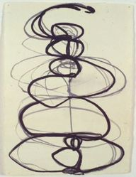 Jill Moser. <em>Untitled</em>, 1996. Ink on paper, 8 x 6 in. (20.3 x 15.2 cm). Brooklyn Museum, Gift of Sarah-Ann & Werner H. Kramarsky Collection, New York, 2014.113.11. © artist or artist's estate (Photo: Image courtesy of Werner H. Kramarsky, CUR.2014.113.11_Kramarsky_photo.jpg)