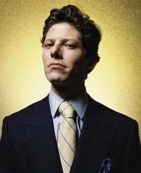 Andres Serrano (American, born 1950). <em>Gregory Whitney Perdon, Investment Banker</em>, 2002. Silver dye bleach photograph (Cibachrome), sheet: 50 x 60 in. (127 x 152.4 cm). Brooklyn Museum, Gift of Irina and Andres Serrano in honor of Arnold  Lehman, 2015.33.3. © artist or artist's estate (Photo: Image courtesy of the artist, CUR.2015.33.3_Serrano_photograph.jpg)