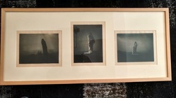Edward Steichen (American, born Luxembourg, 1879-1973). <em>Balzac, The Silhouette - 4 A.M.</em>. Photogravure Brooklyn Museum, Gift of Pamela and Arnold Lehman, 2018.67.1. © artist or artist's estate (Photo: Image courtesy Pamela and Arnold Lehman, CUR.2018.67.1-.3_ArnoldLehman_photograph.jpg)