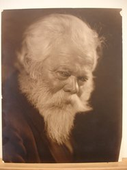 Theron W. Kilmer (American, 1872-1946). <em>A Real Santa</em>, ca. 1939. Photograph, 14 × 11 in. (35.6 × 27.9 cm). Brooklyn Museum, Gift of the artist, 41.201. © artist or artist's estate (Photo: Brooklyn Museum, CUR.41.201.jpg)