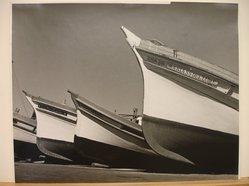 Edwin C. Rosenburg (American). <em>Fishercraft</em>. Photograph, 13 × 16 1/2 in. (33 × 41.9 cm). Brooklyn Museum, Gift of the artist, 43.155. © artist or artist's estate (Photo: Brooklyn Museum, CUR.43.155.jpg)