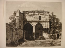 Hugo P. Rudinger (American, 1890-1978). <em>Ruins of Istambul</em>. Photograph, 8 × 10 in. (20.3 × 25.4 cm). Brooklyn Museum, 44.82. © artist or artist's estate (Photo: Brooklyn Museum, CUR.44.82.jpg)