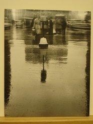 Clemens Kalischer (American, born Germany, 1921-2018). <em>34th Street Rain</em>, 1949. Photograph Brooklyn Museum, Gift of the artist, 53.155.3. © artist or artist's estate (Photo: Brooklyn Museum, CUR.53.155.3.jpg)