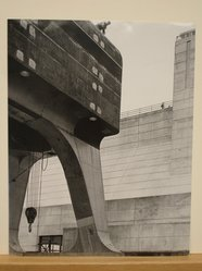 Arthur Rothstein (American, 1915-1985). <em>Riveter on 250 Ton Crane, Cherokee Dam, Tennessee</em>, June, 1942. Photograph Brooklyn Museum, Gift of the artist, 53.24.6e. © artist or artist's estate (Photo: Brooklyn Museum, CUR.53.24.6e.jpg)
