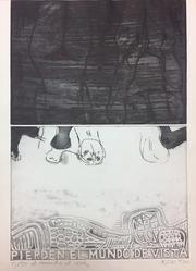 Roser Bru (Chilean, born Spain, 1923). <em>Pierden el Mundo de Vista</em>, 1968. Engraving and etching, Sheet: 20 1/8 x 13 3/4 in. (51.1 x 34.9 cm). Brooklyn Museum, Ella C. Woodward Memorial Fund, 68.228.9. © artist or artist's estate (Photo: , CUR.68.558.9.jpg)