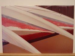 Sigmund  T. Meyers (American, 1923-2006). <em>Boat Hills</em>, 1976. Cibachrome print, 9 3/8 × 14 in. (23.8 × 35.6 cm). Brooklyn Museum, Gift of the artist, 79.309.3. © artist or artist's estate (Photo: Brooklyn Museum, CUR.79.309.3.jpg)