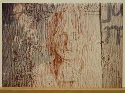 Sigmund  T. Meyers (American, 1923-2006). <em>Wall, Santa Monica</em>, 1978. Cibachrome print, 9 3/4 × 14 in. (24.8 × 35.6 cm). Brooklyn Museum, Gift of the artist, 79.309.4. © artist or artist's estate (Photo: Brooklyn Museum, CUR.79.309.4.jpg)