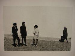 Sidney Kerner (American, 1920-2013). <em>Family (Lisbon)</em>, 1967. Gelatin silver photograph, sheet: 11 × 14 in. (27.9 × 35.6 cm). Brooklyn Museum, Gift of Anna Bisso, 81.147.6. © artist or artist's estate (Photo: Brooklyn Museum, CUR.81.147.6.jpg)