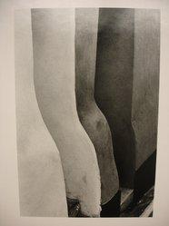 Sidney Kerner (American, 1920-2013). <em>Curving Walls (England)</em>, 1978. Gelatin silver photograph, sheet: 14 × 11 3/8 in. (35.6 × 28.9 cm). Brooklyn Museum, Gift of Anna Bisso, 81.147.7. © artist or artist's estate (Photo: Brooklyn Museum, CUR.81.147.7.jpg)