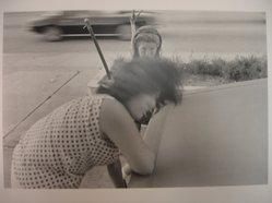 Eduardo del Valle (American, born Cuba, 1951). <em>Mirta and Leyza</em>, 1980. Photograph, image: 8 3/4 x 13 in. (22.2 x 33 cm). Brooklyn Museum, Gift of the artists, 81.71.1. © artist or artist's estate (Photo: Brooklyn Museum, CUR.81.71.1.jpg)