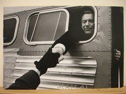 Paul Seligman (American, born 1924). <em>New Hampshire Primary</em>. Gelatin silver photograph Brooklyn Museum, Gift of the artist, 85.194.8. © artist or artist's estate (Photo: Brooklyn Museum, CUR.85.194.8.jpg)