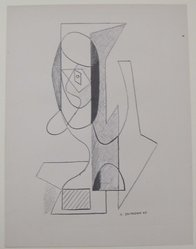 Albert Swinden (American, Born England, 1901-1961). <em>[Untitled]</em>, 1937. Off-set lithograph on off-white wove paper, sheet: 11 15/16 x 9 1/4 in. (30.4 x 23.5 cm). Brooklyn Museum, Purchased with funds given by an anonymous donor, 88.54.27. © artist or artist's estate (Photo: Brooklyn Museum, CUR.88.54.27.jpg)
