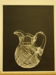 Herman de Wetter (American, born Estonia, 1880-1950). <em>Glass</em>, n.d. Gelatin silver photograph, 14 x 11 in. (35.6 x 27.9 cm). Brooklyn Museum, Brooklyn Museum Collection, X894.80. © artist or artist's estate (Photo: Brooklyn Museum, CUR.X894.80.jpg)