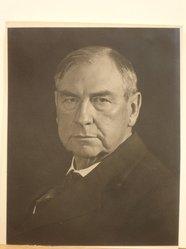 Herman de Wetter (American, born Estonia, 1880-1950). <em>Justice Harlan Stone</em>, n.d. Gelatin silver photograph, 10 x 8 in. (25.4 x 20.3 cm). Brooklyn Museum, Brooklyn Museum Collection, X894.86. © artist or artist's estate (Photo: Brooklyn Museum, CUR.X894.86.jpg)
