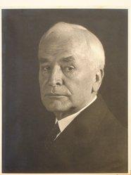 Herman de Wetter (American, born Estonia, 1880-1950). <em>Cordell Hull</em>, n.d. Gelatin silver photograph, 13 7/8 x 10 7/8 in. (35.2 x 27.6 cm). Brooklyn Museum, Brooklyn Museum Collection, X894.90. © artist or artist's estate (Photo: Brooklyn Museum, CUR.X894.90.jpg)